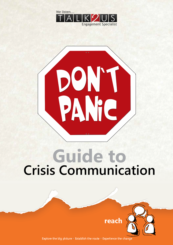 A Guide to Crisis Communication