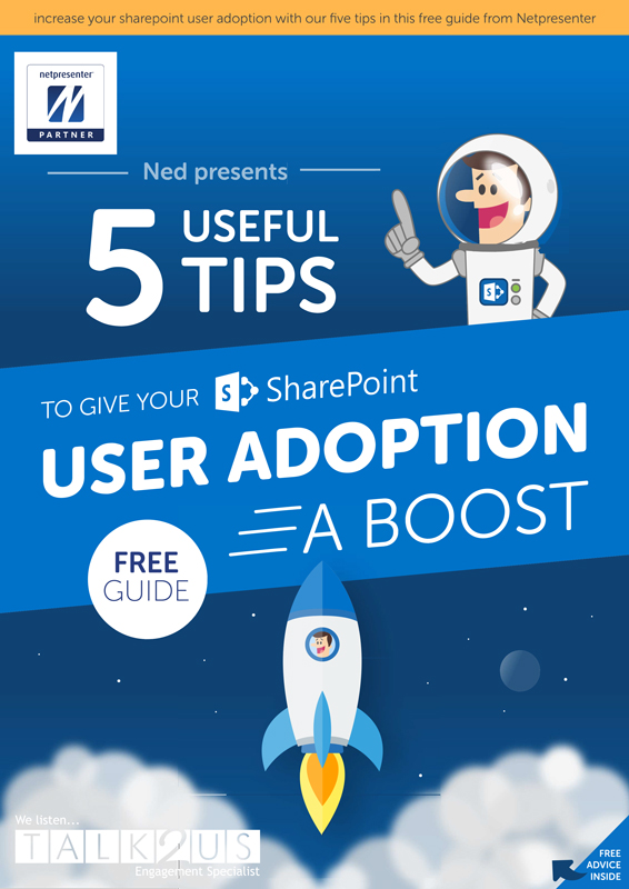 Boost SharePoint Adoption