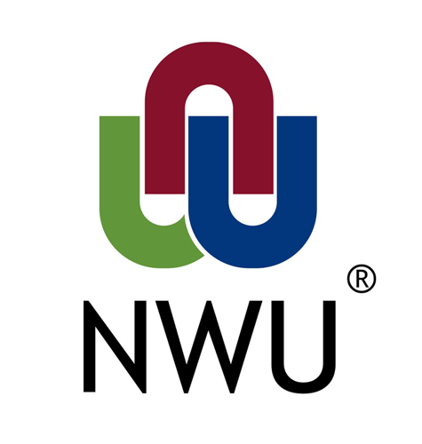NWU back colour