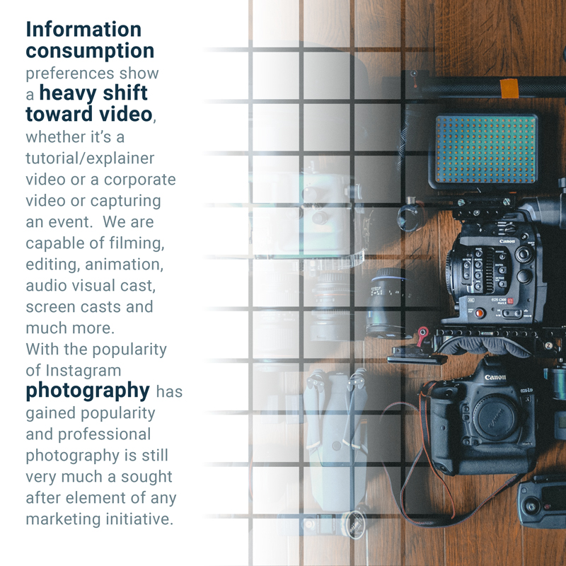 Video and Photography