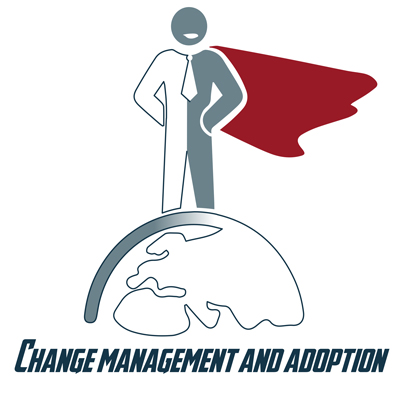 Change management, Activation and Adoption Implementation Image