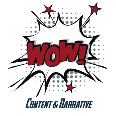 Content & Narrative Image