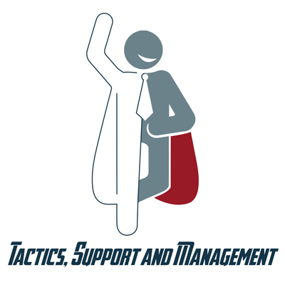 Tactics, Support and Management Image