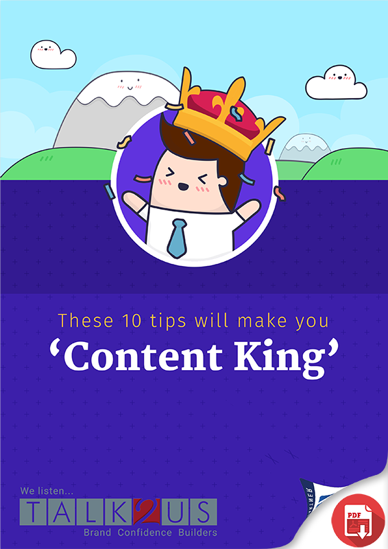 10 Tips to Crown Yourself Digital Signage Content King