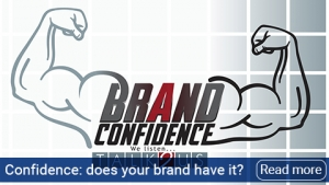 Confidence: does your brand have it?