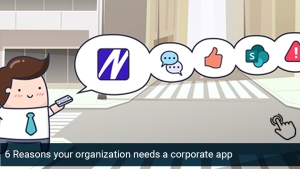 6 Reasons your organization needs a corporate app