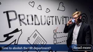 Time to abolish the HR department?