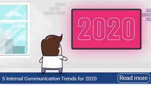 5 Internal Communication Trends for 2020