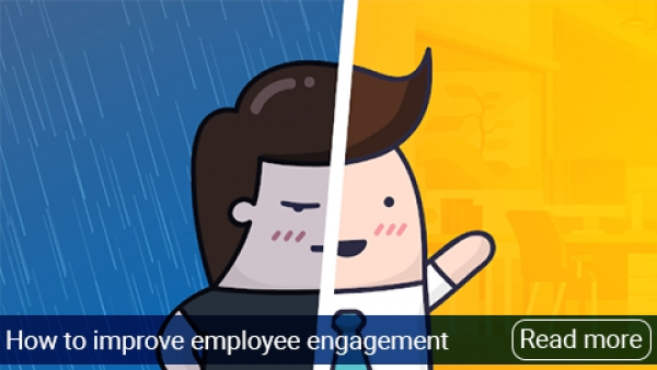 How to improve employee engagement with an employee app