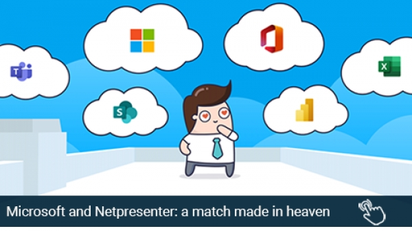 Microsoft and Netpresenter: a match made in heaven